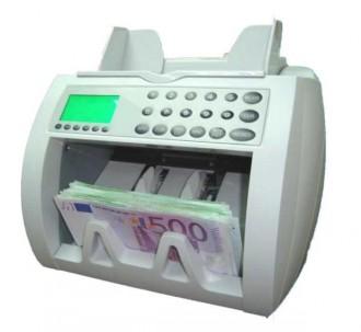 Compteuse de billets à détection UV - Devis sur Techni-Contact.com - 1