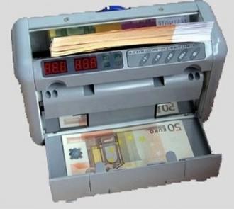 Compteuse de billets portable - Devis sur Techni-Contact.com - 1