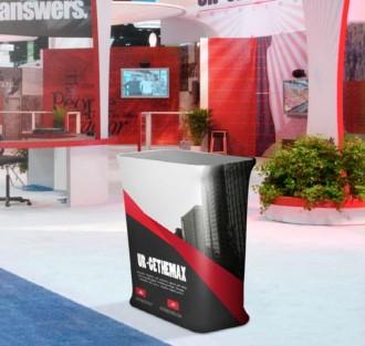 Comptoir aluminium pour stand - Devis sur Techni-Contact.com - 1