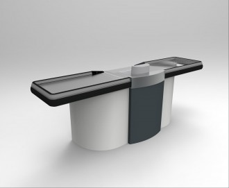 Comptoir de caisse pour commerce - Devis sur Techni-Contact.com - 2