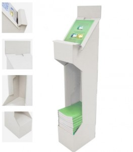 Comptoir pour stand d'exposition - Devis sur Techni-Contact.com - 1