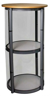 Comptoir spiral de stand - Devis sur Techni-Contact.com - 1