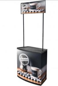 Comptoir stand pour salon - Devis sur Techni-Contact.com - 1