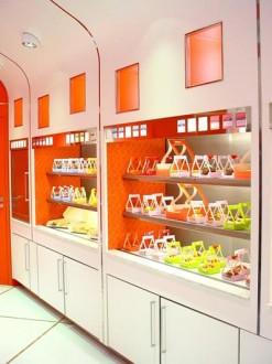 Comptoir vitrine chocolat - Devis sur Techni-Contact.com - 1