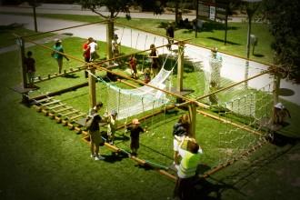 Conception parcours acrobatique pour enfants - Devis sur Techni-Contact.com - 3