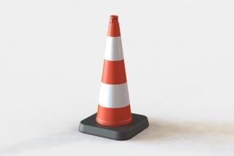 Cône de signalisation monobloc - Devis sur Techni-Contact.com - 3