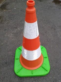 Cône de signalisation routière - Devis sur Techni-Contact.com - 3
