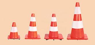 Cones de chantier en pvc - Devis sur Techni-Contact.com - 1
