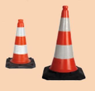 Cones de chantier en pvc - Devis sur Techni-Contact.com - 2