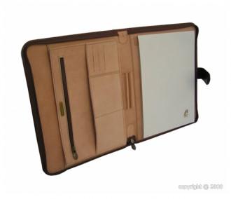 Conférencier marron en cuir de vachette - Devis sur Techni-Contact.com - 2
