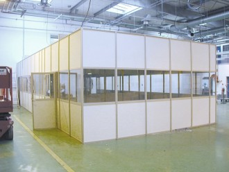 Confinement atelier - Devis sur Techni-Contact.com - 2