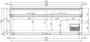 Congélateur coffre à vitre coulissante - Devis sur Techni-Contact.com - 5