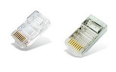 Connecteur 8/8 RJ45 blindé - Devis sur Techni-Contact.com - 1