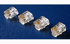 Connecteur 8/8 RJ45 cat 6 sachet de 10 - Devis sur Techni-Contact.com - 1