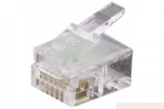 Connecteur RJ12 - Devis sur Techni-Contact.com - 1