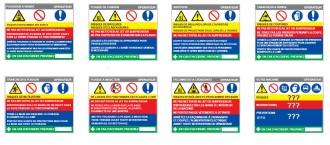Consigne de sécurité cuisine personnalisée - Devis sur Techni-Contact.com - 2