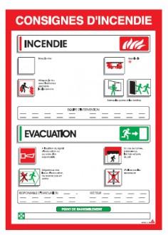 Consigne urgence incendie - Devis sur Techni-Contact.com - 1