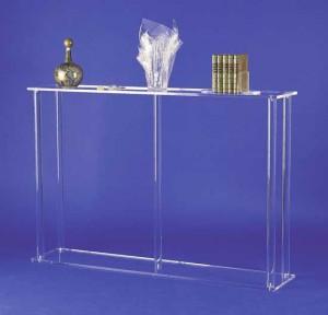 Console en altuglas cristal - Devis sur Techni-Contact.com - 2