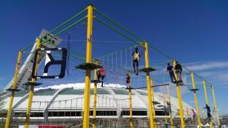 Constructeur parcours acrobatique pour enfants - Devis sur Techni-Contact.com - 3