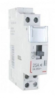 Contacteur domestique 2F - Devis sur Techni-Contact.com - 1