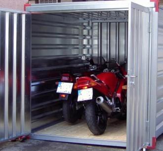 Container garage - Devis sur Techni-Contact.com - 1