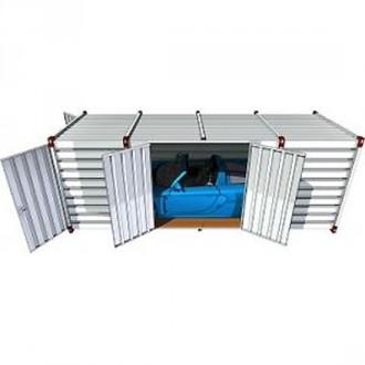 Container garage - Devis sur Techni-Contact.com - 2