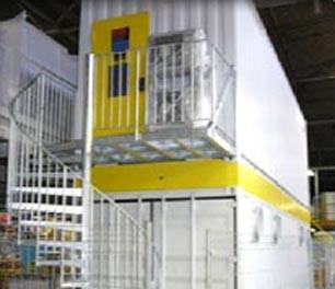 Container industrie électrique - Devis sur Techni-Contact.com - 1