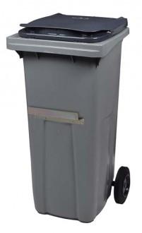 Conteneur à déchets roulant 240L - Devis sur Techni-Contact.com - 4