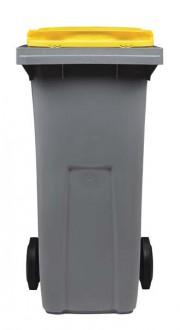 Conteneur à déchets roulant 240L - Devis sur Techni-Contact.com - 6