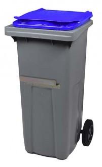 Conteneur à déchets roulant 240L - Devis sur Techni-Contact.com - 8