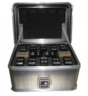 Conteneur aluminium pour batteries - Devis sur Techni-Contact.com - 1