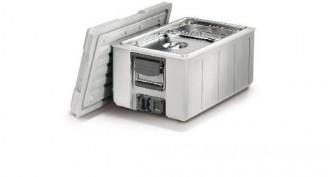 Conteneur chauffant alimentaire réglable - Devis sur Techni-Contact.com - 1