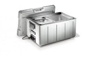 Conteneur chauffant alimentaire réglable - Devis sur Techni-Contact.com - 2