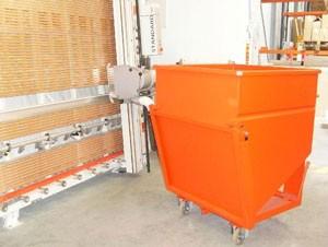 Conteneur déchets à fond incliné - Devis sur Techni-Contact.com - 3
