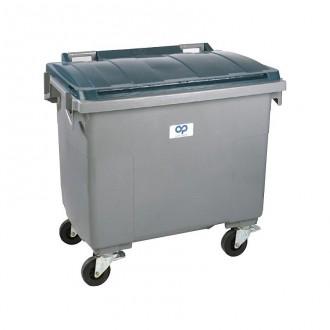 Conteneur roulant à déchets - Devis sur Techni-Contact.com - 1