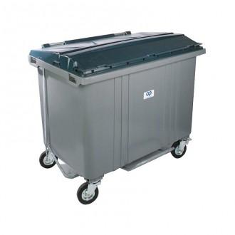 Conteneur roulant à déchets - Devis sur Techni-Contact.com - 2