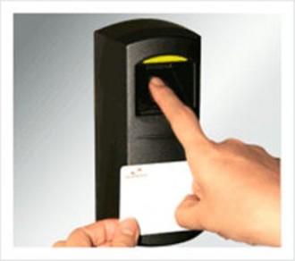 Contrôle d'accès biométrique ZX-105 avec badge - Devis sur Techni-Contact.com - 1