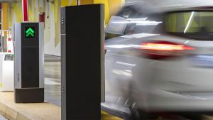 Contrôle d'accès parking - Devis sur Techni-Contact.com - 2