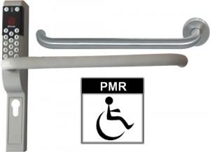 Contrôle d'accès porte adapté PMR - Devis sur Techni-Contact.com - 1