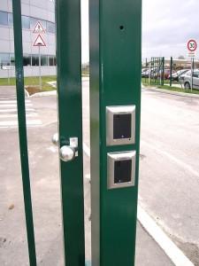 Contrôle d'accès zone industrielle - Devis sur Techni-Contact.com - 1