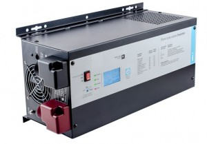 CONVERTISSEUR/CHARGEUR 24/230V - Devis sur Techni-Contact.com - 1
