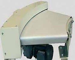 Convoyeur à bande courbe - Devis sur Techni-Contact.com - 1