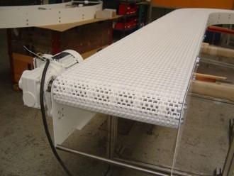 Convoyeur à bande modulaire sur mesure - Devis sur Techni-Contact.com - 1