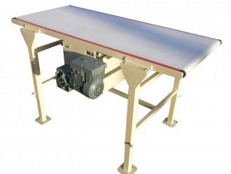 Convoyeur à chaîne modulaire diamètres d'enroulement 25 ou 100 mm - Devis sur Techni-Contact.com - 1