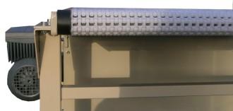 Convoyeur à chaîne modulaire diamètres d'enroulement 25 ou 100 mm - Devis sur Techni-Contact.com - 6