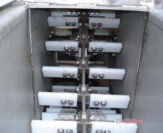 Convoyeur à chaînes industriel - Devis sur Techni-Contact.com - 5