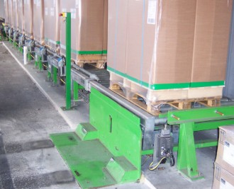 Convoyeur à rouleaux motorisé pour conteneurs - Devis sur Techni-Contact.com - 2