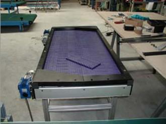 Convoyeur à tapis modulaire plastique - Devis sur Techni-Contact.com - 2