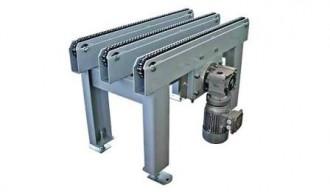 Convoyeur acier à chaine - Devis sur Techni-Contact.com - 1
