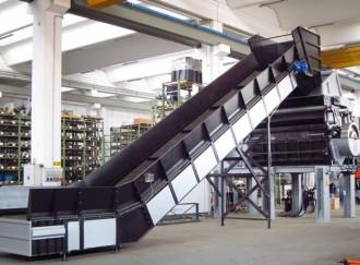 Convoyeur industriel à chaînes - Devis sur Techni-Contact.com - 2
